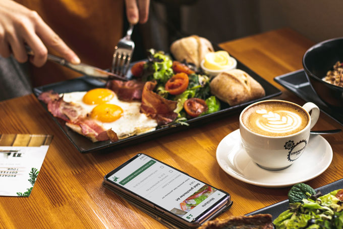 SpeiseApp - Ihre digitale Speisekarte