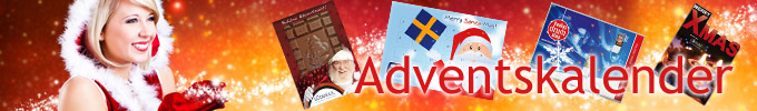 Adventskalender bedrucken