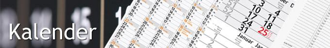 Individuelle Buchkalender bedrucken