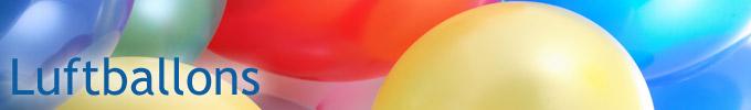 Luftballons bedrucken