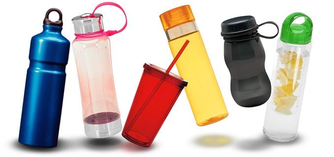 Trinkflaschen bedrucken: Ein originelles Werbegeschenk
