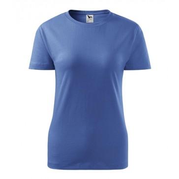 747859d93ef3 🛒 Damen T-Shirt Basic farbig (ab 50 Stück) bedrucken