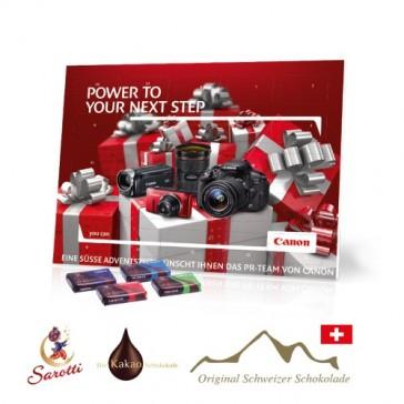 Sarotti Tisch-Adventskalender Business Exklusiv (ab 100 Stück)