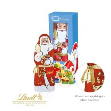 Lindt Weihnachtsmann mit Glöckchen, 70 g (ab 250 Stück)