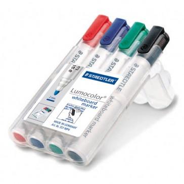 STAEDTLER Lumocolor Whiteboard Marker in 4er Box 351WP4 (ab 250 Stück)