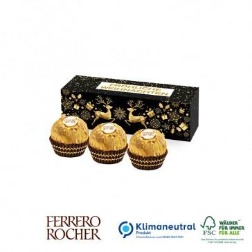 Ferrero Rocher 3er Präsent bedrucken