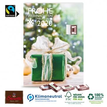 Fairtrade-Adventskalender bedrucken