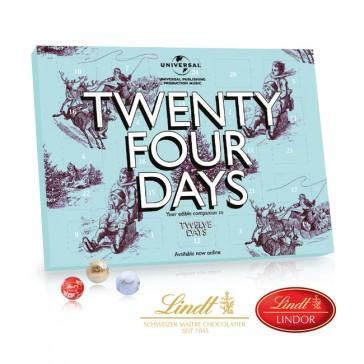 Lindt Tisch-Adventskalender Gourmet Edition (ab 50 Stück)