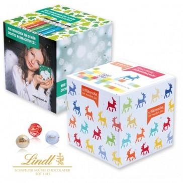 Lindt Adventskalender Cube (ab 50 Stück)