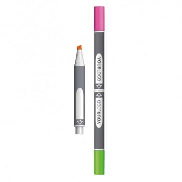 Schneider Link-It Stift zum Zusammenstecken bedrucken