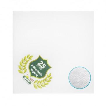 Servietten aus Airlaid Material bedrucken mit eigenem Logo