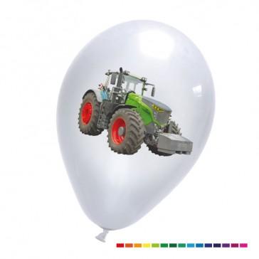 Ballons mit Foto oder Bild 4-farbig in CMYK bedrucken