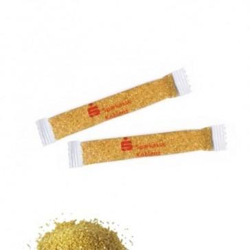 Goldener Zucker Stick
