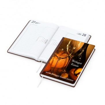 Buchkalender Image Up Cover Star vollflächig im Digitaldruck bedrucken