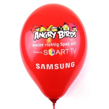 luftballons mit cmyk druck