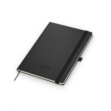 Notizbuch Mind-Book Bestseller Blindprägung - A5 Salsa (ab 10 Stück)