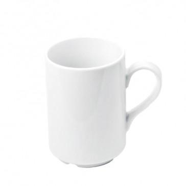 Porzellan Tasse bedrucken mit Logo als Werbetasse