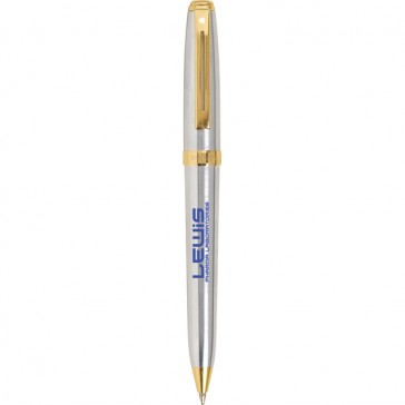 Sheaffer Prelude Brushed Chrome Gold (ab 1 Stk.)