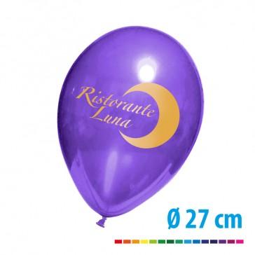 Kristall Ballons bedrucken