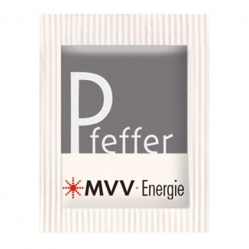 Pfeffer Sachet als Pfefferpäckchen bedrucken