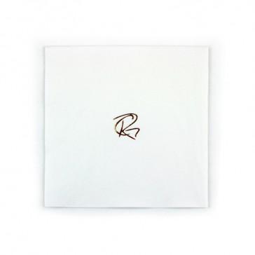 Prägedruck: Tissue-Servietten 33cm mit eigenem Logo bedrucken