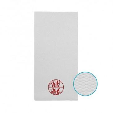 Softpoint Servietten bedrucken Achtelfalz: Die Brücke zwischen Tissue und Airlaid