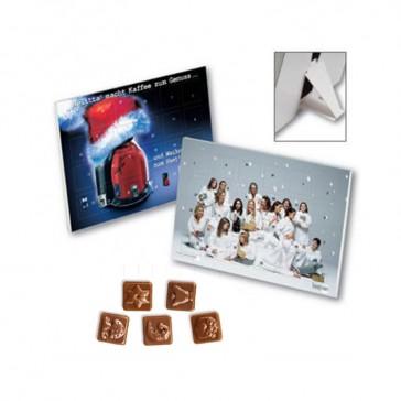 Tisch Adventskalender Special Klassik als Weihnachtskalender bedrucken