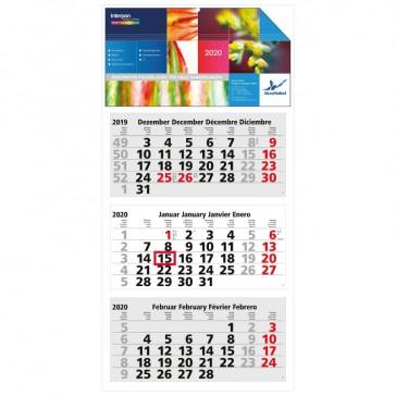 Mehrblock Wandkalender Medium 3 bedrucken