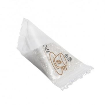 Zuckerecken in transparenter Folie bedrucken