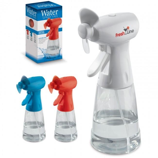 Sprühflasche mit Ventilator (ab 50 Stück)