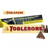 TOBLERONE Riegel 100g im Werbeschuber zu Weihnachten (ab 150 Stück)