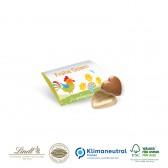 Lindt Schokoladenherz im Werbebriefchen 5g (ab 250 Stück)
