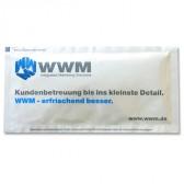 Erfrischungstücher 70x140 mm (ab 10.000 Stück)