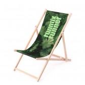 Liegestuhl ohne Armlehne bedrucken