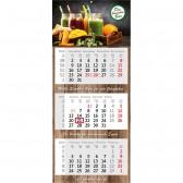Mehrblock-Monatskalender Centrum 3 (ab 50 Stück)