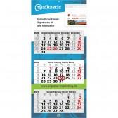 Mehrblock-Monatskalender Maxi Light 3 Bestseller (ab 50 Stück)