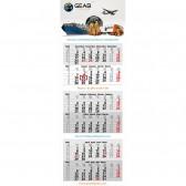 Mehrblock-Monatskalender Synergy 6 (ab 50 Stück)