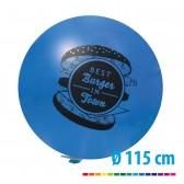 Riesenluftballons 350 cm, Ø115 cm bedrucken (ab 10 Stück)