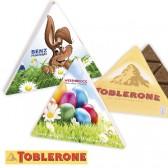 TOBLERONE Dreieckstafel 60g zu Ostern in Werbebox bedrucken (ab 100 Stück)