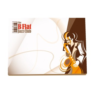 BIC Haftnotizblock 101 x 75 mm (ab 250 Stück)