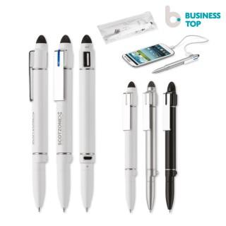 Kugelschreiber Powerbank 550mAh (ab 25 Stück)