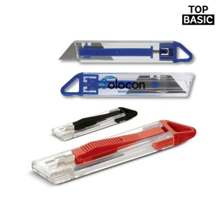 Transparenter Cutter (ab 250 Stück)