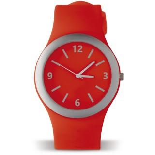 Moderne Silikon Uhr (ab 25 Stück)