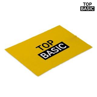 Microfaser Tuch 20x30 cm für Bildschirme oder Brillengläser (ab 250 Stück)