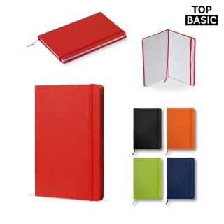 Kunstleder Notizbuch A5 (ab 100 Stück)