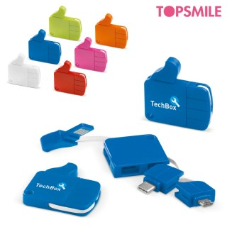 USB Multikabel Like Connect (ab 50 Stück)