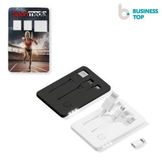 USB Verbindungsstecker mit Taschenlampe (ab 50 Stück)