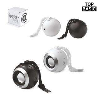 Kabelloser Lautsprecher Ball (ab 25 Stück)