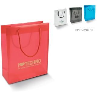 Mittlere Kunststofftasche (ab 100 Stück)