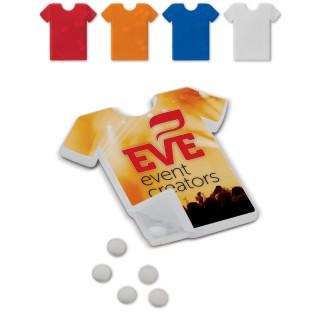 Pfefferminzdose T-Shirts inkl. Digitaldruck (ab 250 Stück)